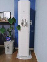 M.Hさんのアクアクララ「アクアファブ」ホワイトのサーバー全体正面の設置写真