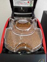 niyuさんアクアクララ「アクアウィズ」のネスカフェ バリスタ一体型、バリスタのコーヒータンク