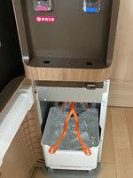 haru-chiさんコスモウォーターSmartプラス「ウッド」のサーバー下部ボトル設置部分