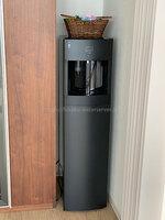 haruさんフレシャス「スラット+カフェ」マットブラックの全体、正面からの写真