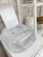 まみれるさんハミングウォーター「flows」給水タンクの写真