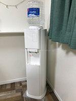 Y.Nさん信濃湧水「エコサーバー」の設置写真、正面全体