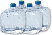 水ボトル4本