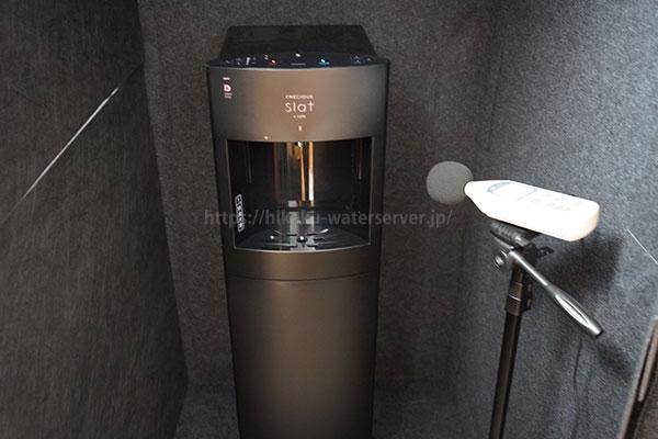 音を計測した環境(スラット+カフェ)