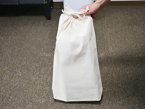 ポータブルスタンドセットの保管袋