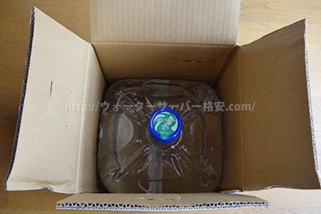 コスモウォータースマートプラス、梱包時12L×1本