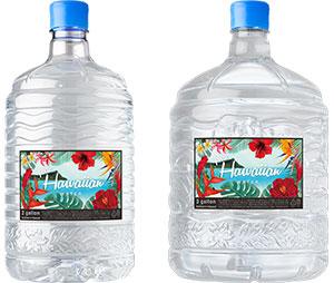 ハワイウォーター8Lボトル、12Lボトル