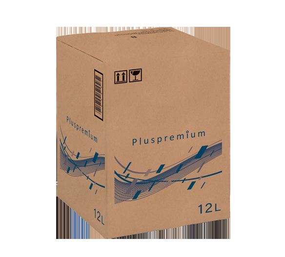 プラスプレミアムの箱